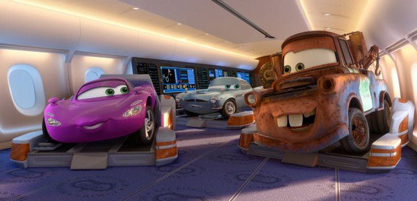 CARS 2 - Pixar - En France le 27 juillet 2011 - Cars2i13