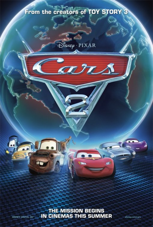CARS 2 - Pixar - En France le 27 juillet 2011 - Cars_t10