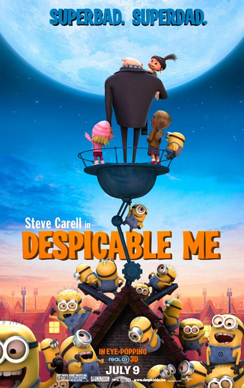 DESPICABLE ME - 2010 - Despic10