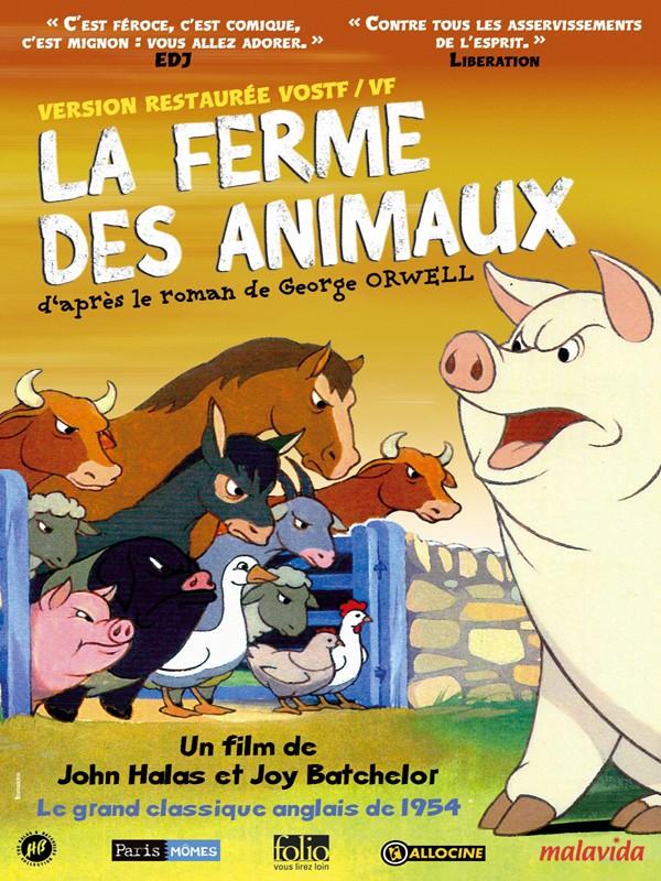 LA FERME AUX ANIMAUX - 1954 - 19 septembre 2012 Farman10