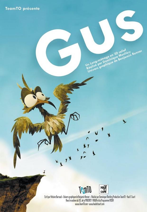 GUS PETIT OISEAU, GRAND VOYAGE - TeamTo - 04 Février 2015  Gus_pr10
