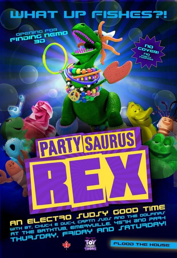 COM BACK SHORT PIXAR Partys10