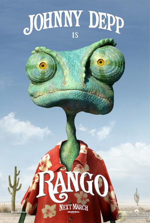 RANGO - Paramount/Nickelodeon Movies - 23 mars 2011 - Rangod10