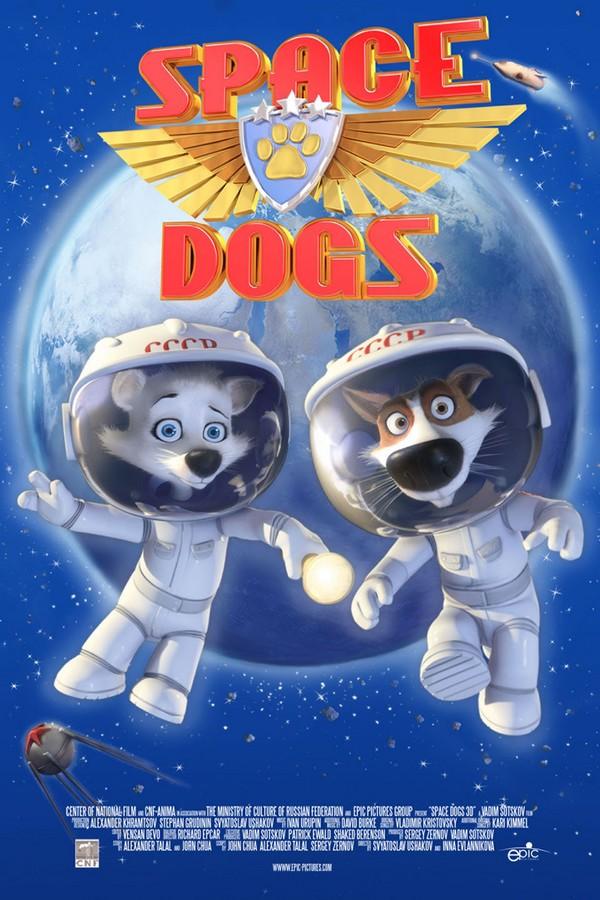 BELKA ET STRELKA, CHIENS DES ETOILES - Russie - 18 MARS 2010 Spaced10