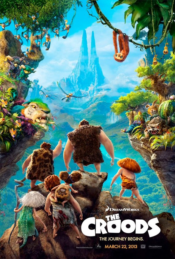 THE CROODS - DreamWorks Animation - 22 mars 2013 - Thecro10