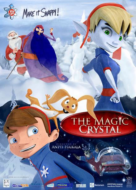 THE MAGIC CRYSTAL - Finlande - Noel 2011 Themag10