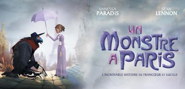 UN MONSTRE A PARIS - EuropaCorp - 12 Octobre 2011 - Unmons10