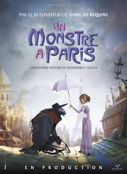 UN MONSTRE A PARIS - EuropaCorp - 12 Octobre 2011 - Unmons11