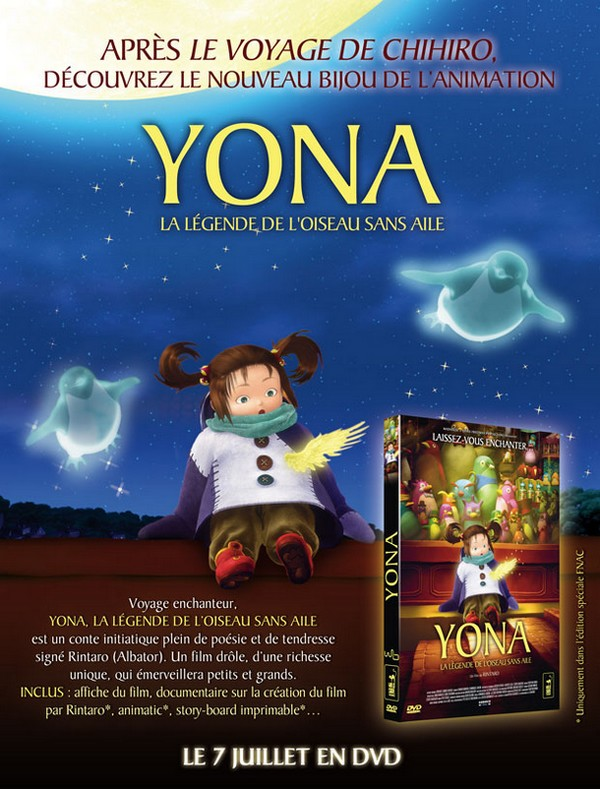 YONA YONA PENGUIN - 2008 - Yonadv10