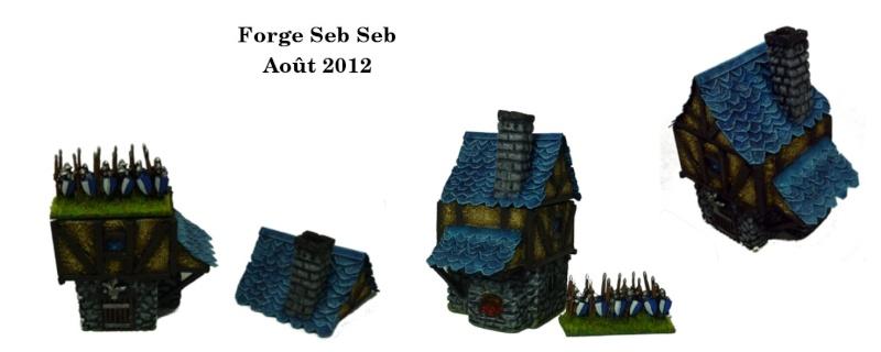 [Seb Seb] Village Empire ou Bretonien Forge10