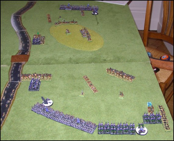 Skavens vs Elfes Noirs - 1500 points 20080116