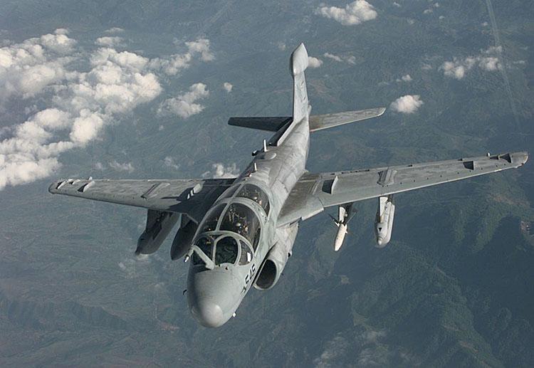 Grumman A-6 Intruder y EA-6B Prowler Prowle10