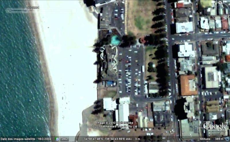 Bâtiments et constructions détruits repérés sur Google Earth 16_02_10