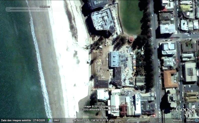 Bâtiments et constructions détruits repérés sur Google Earth 27_09_10