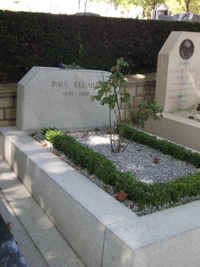 Cimetière du Père-Lachaise Paul_e10