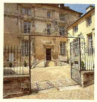 défi image: Maison natale de Jean de la Fontaine (trouvé) Maison10