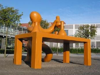 Sculptures à Constance - Allemagne Drunke10