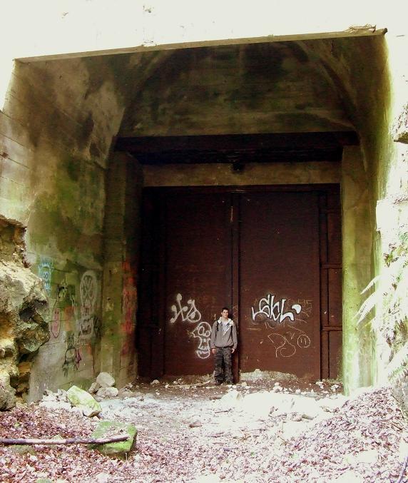 Stockage V2 et gare souterraine de de Méry sur Oise (95) Dscf7911