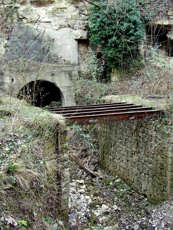 Stockage V2 et gare souterraine de de Méry sur Oise (95) Dscf8011