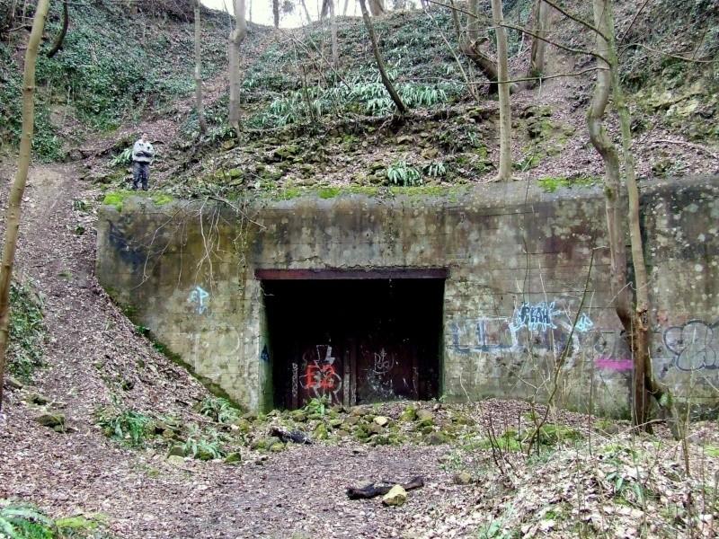 Stockage V2 et gare souterraine de de Méry sur Oise (95) Dscf8015