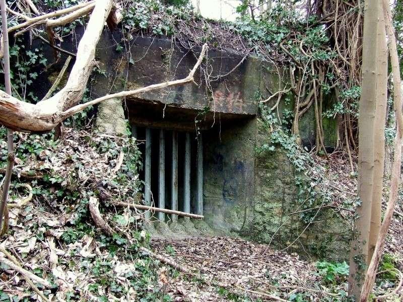 Stockage V2 et gare souterraine de de Méry sur Oise (95) Dscf8018