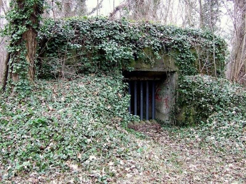 Stockage V2 et gare souterraine de de Méry sur Oise (95) Dscf8020
