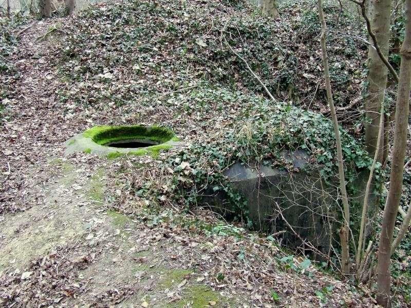 Stockage V2 et gare souterraine de de Méry sur Oise (95) Dscf8021
