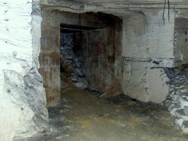 Stockage V2 et gare souterraine de de Méry sur Oise (95) Dscf8025