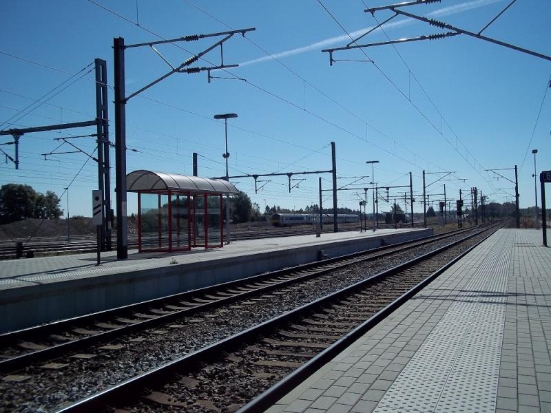 Photos de la gare de Bertrix - SNCB - 2012 // Bahnhof Bertrix // 100_3520