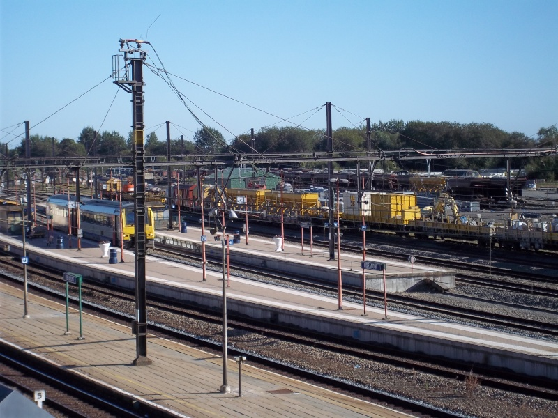 Photos de la gare de Libramont - SNCB - 2012 // Bahnhof Libramont // 100_3526