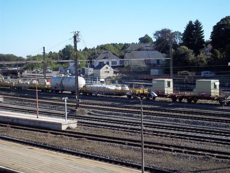 Photos de la gare de Libramont - SNCB - 2012 // Bahnhof Libramont // 100_3528