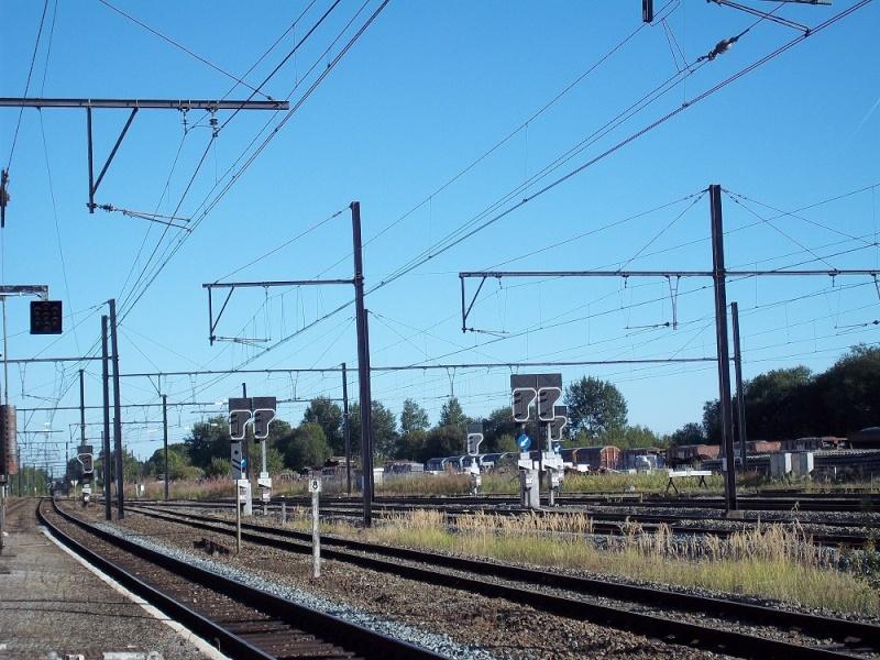 Photos de la gare de Libramont - SNCB - 2012 // Bahnhof Libramont // 100_3531