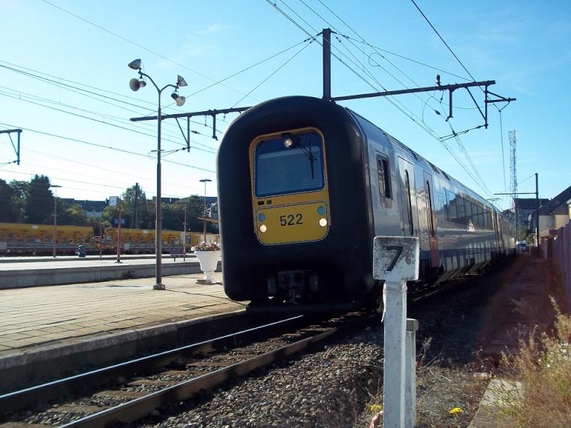 Photos de la gare de Libramont - SNCB - 2012 // Bahnhof Libramont // 100_3532
