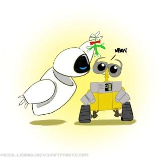 Quelqu'un pour RP avec un petit robot doux et romantique ? Wall_e11
