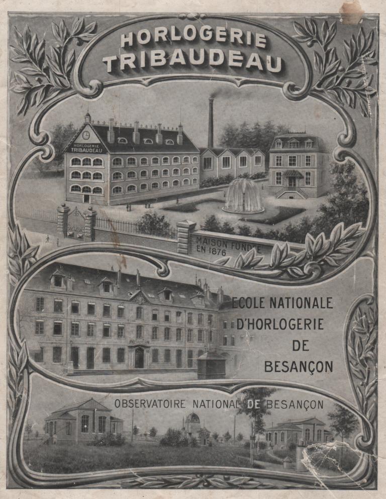 G. Tribaudeau de Besançon Tribau10