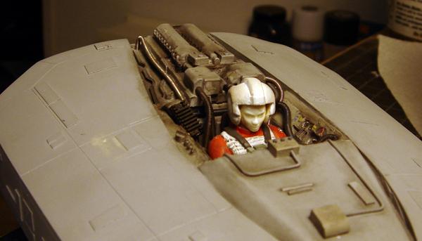 pod star wars + y-wing Dsc03410