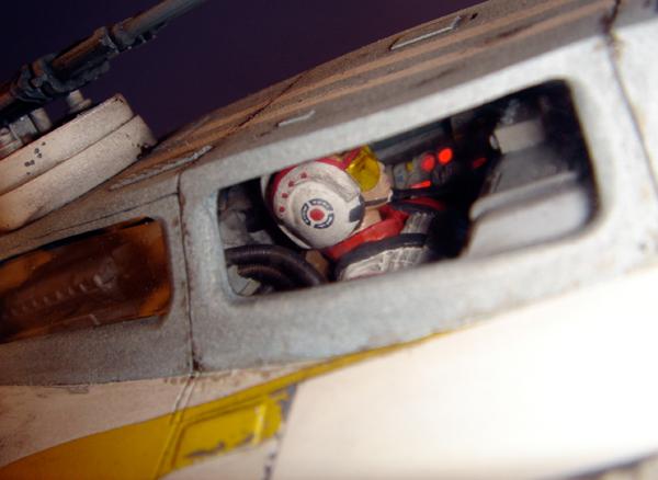 pod star wars + y-wing Dsc05511