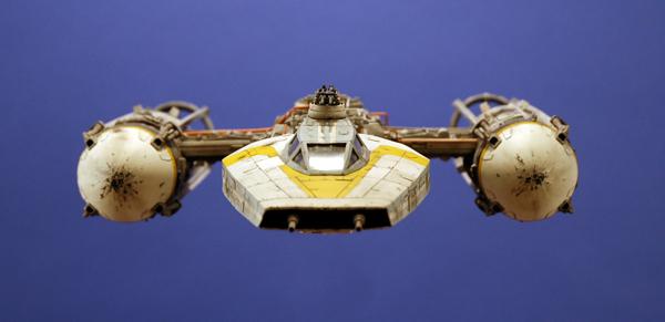 pod star wars + y-wing Dsc_0211