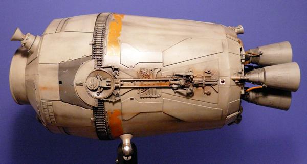 pod star wars + y-wing P1000915