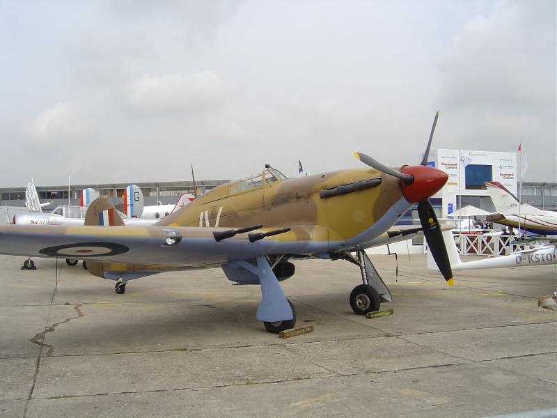 "Hawker ""Hurricane"" Le_bou11"