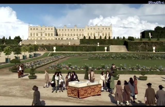 « Versailles, le rêve d'un roi. » sur France 2 Versai11