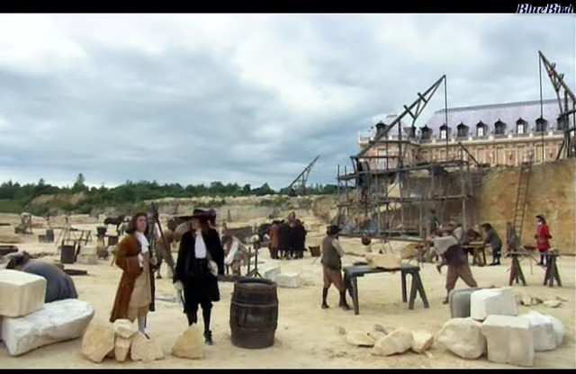 « Versailles, le rêve d'un roi. » sur France 2 Versai18