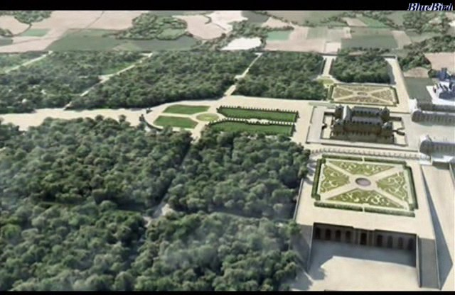 « Versailles, le rêve d'un roi. » sur France 2 Versai21