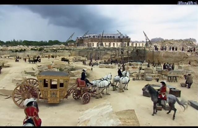 « Versailles, le rêve d'un roi. » sur France 2 Versai22