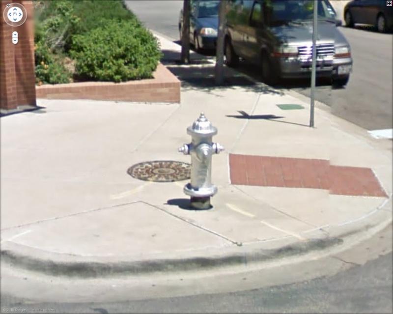 STREET VIEW : les bouches d'incendie Austin10