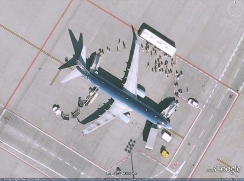 Embarquement ou débarquement, Prague, Rep Tchèque Avion11