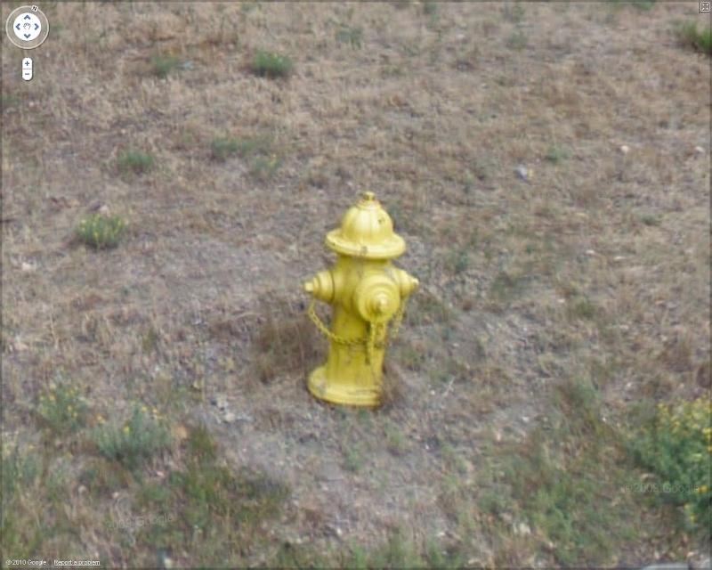 STREET VIEW : les bouches d'incendie Bouche10
