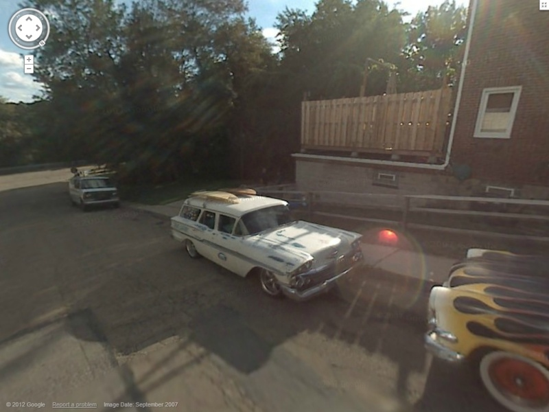 STREET VIEW : belles voitures (Monde) - Page 34 Chevy12
