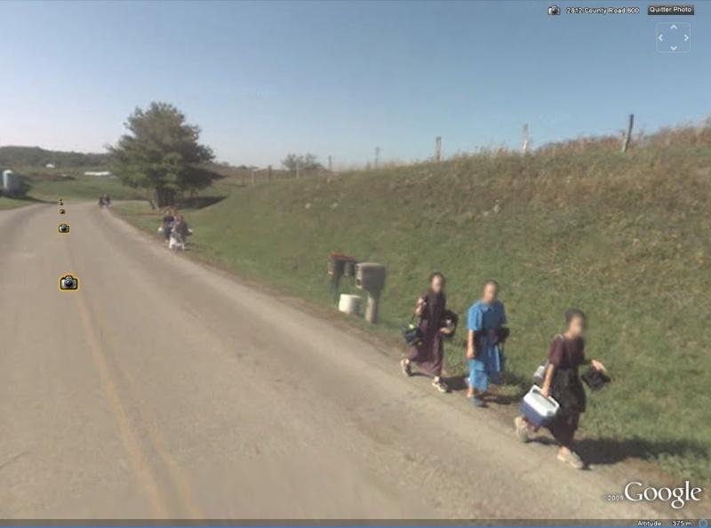 STREET VIEW : à la découverte des Amishs - Page 3 Enfant10