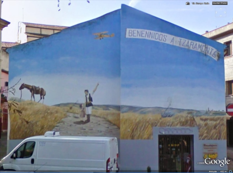 STREET VIEW : les fresques murales - MONDE (hors France) - Page 4 Fresq10